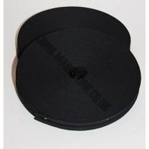 """Bias Binding 1/2"""" (12mm) - Black"""