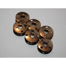 Curved Metal Bobbins
