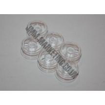 Flat Plastic Bobbins