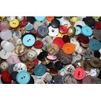 Assorted Bag of Buttons - 500g