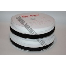 """Touch and Close - Sew and Sew 3/4"""" - Black - Roll Price"""