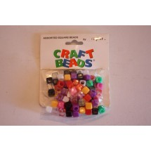 Square Pony Beads