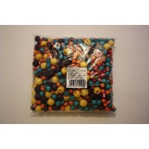 Wooden Round Beads - Assorted Sizes