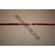 Ribbon Sequins - Cerise