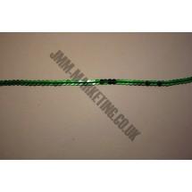 Ribbon Sequins - Emerald