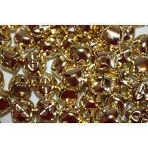 Bells 15mm - Gold