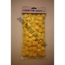 Pom Poms - Yellow