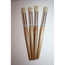 Stencil Brushes - Size 4