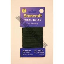 Darning Wool - Green