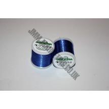 Maderia Metallic Embroidery Thread - Cobalt Blue