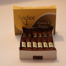 Anchor Cotton a Broder - Brown (360)