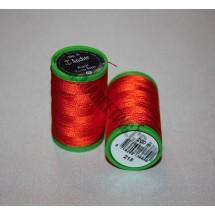 Alcazar Machine Embroidery 200m - Burnt Orange