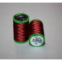 Alcazar Machine Embroidery 200m - Bronze