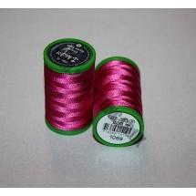 Alcazar Machine Embroidery 200m - Cerise