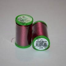 Alcazar Machine Embroidery 200m - Pale Burgundy