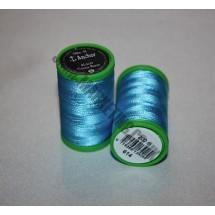 Alcazar Machine Embroidery 200m - Mid Blue