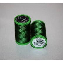 Alcazar Machine Embroidery 200m - Bottle Green