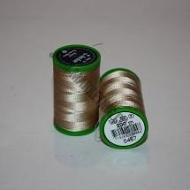 Alcazar Machine Embroidery 200m - Pale Beige