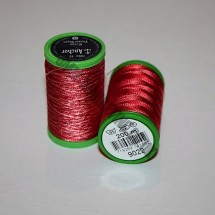 Alcazar Machine Embroidery 200m - Variated Colours Reds