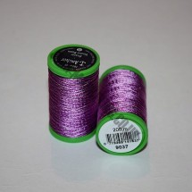 Alcazar Machine Embroidery 200m - Variated Colours Lilacs