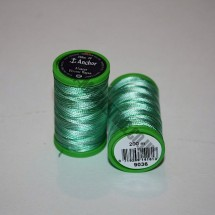 Alcazar Machine Embroidery 200m - Variated Colours Greens