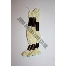 Trebla Embroidery Silks - Yellow (101)