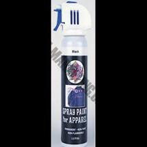 Simply Spray Stencil Paint Black 2.5 fl oz