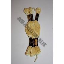 Trebla Embroidery Silks - Yellow (501)