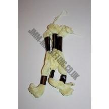 Trebla Embroidery Silks - Yellow (5130)
