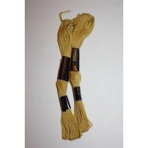 Trebla Embroidery Silks - Mustard (653)