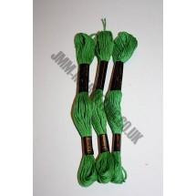 Trebla Embroidery Silks - Green (319)