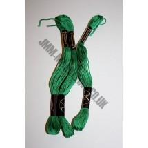 Trebla Embroidery Silks - Green (320)