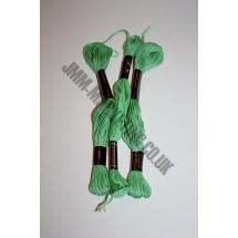 Trebla Embroidery Silks - Green (502)