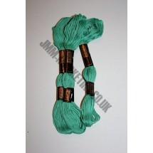 Trebla Embroidery Silks - Green (503)