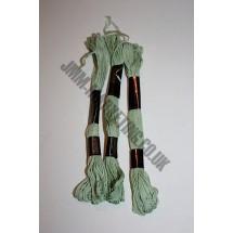 Trebla Embroidery Silks - Green (715)