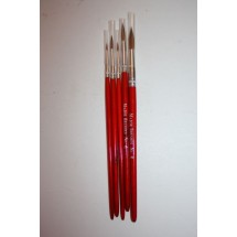 Sable Brushes - Assorted Pack