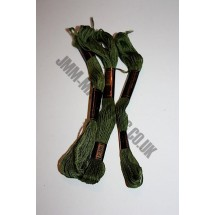 Trebla Embroidery Silks - Green (822)