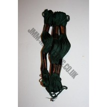 Trebla Embroidery Silks - Green (960)