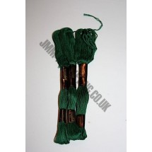 Trebla Embroidery Silks - Green (414)