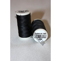 Coats Duet Thread 100m - Black 1000 (S002)