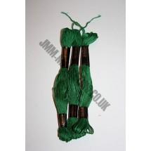 Trebla Embroidery Silks - Green (212)