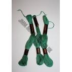 Trebla Embroidery Silks - Green (412)