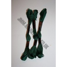 Trebla Embroidery Silks - Green (957)