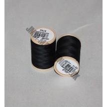 Coats 100% Cotton 450m - Black
