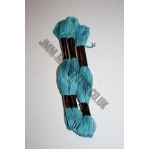 Trebla Embroidery Silks - Turquoise (855)