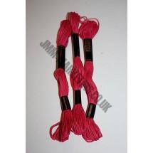 Trebla Embroidery Silks - Pink (117)