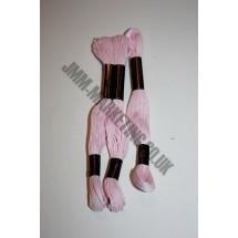 Trebla Embroidery Silks - Pink (401)