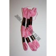 Trebla Embroidery Silks - Pink (903)