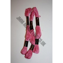 Trebla Embroidery Silks - Pink (905)