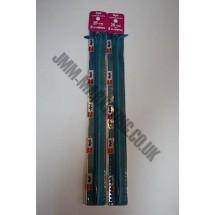 "Optilon Concealed Zips 8"" (20cm)  - Turquoise"